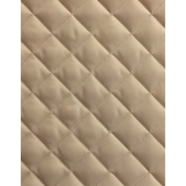 103 Cream Oxford Double Sided Waterproof Treated Quilt W148cm