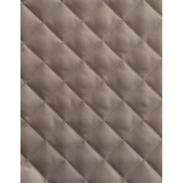 107 Taupe Oxford Double Sided Waterproof Treated Quilt W148cm