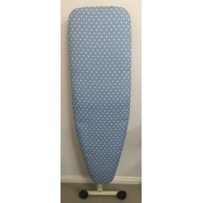 IBC02 - Ironing Board Covers - Standard - Sky Blue White Stars