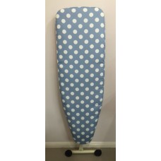 IBC03 - Ironing Board Covers - Standard - Blue with White Spots