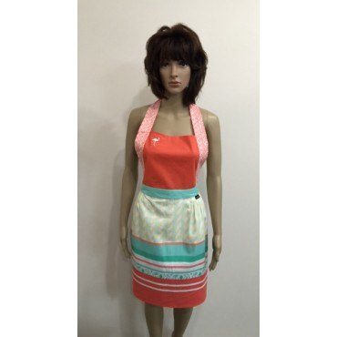 LA09 - Ladies Aprons - Ladelle Madison Apron