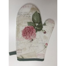 OMO04 - Oven Mitts - Oyster Paris