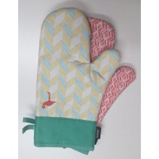 OMO05 - Oven Mitts - Oyster Ladelle Madison