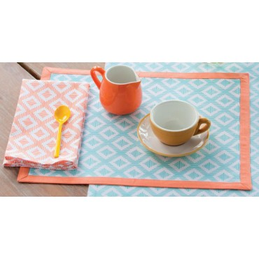 PM04 - Place Mats - Ladelle Madison