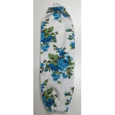 PBH12 - Plastic Bag Holder - Blue Posies