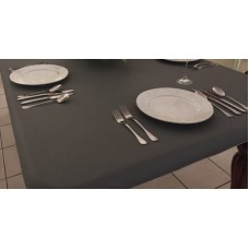 TPSPSQV01 - Table Protectors - Standard - PEVA Leather Look Fully Waterproof - Square