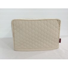 TC09 - Toaster Covers 2 & 4 Slice - Cream