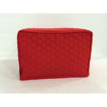 TC04 - Toaster Covers 2 Slice - Fire Engine Red