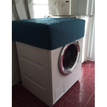WM01 - Washing Machine &  Clothes Dryer Covers - Standard - Teal
