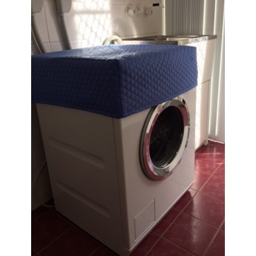 WM01 - Washing Machine &  Clothes Dryer Covers - Standard - Blue
