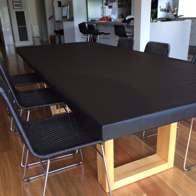custom made table protectors, table covers - australian made